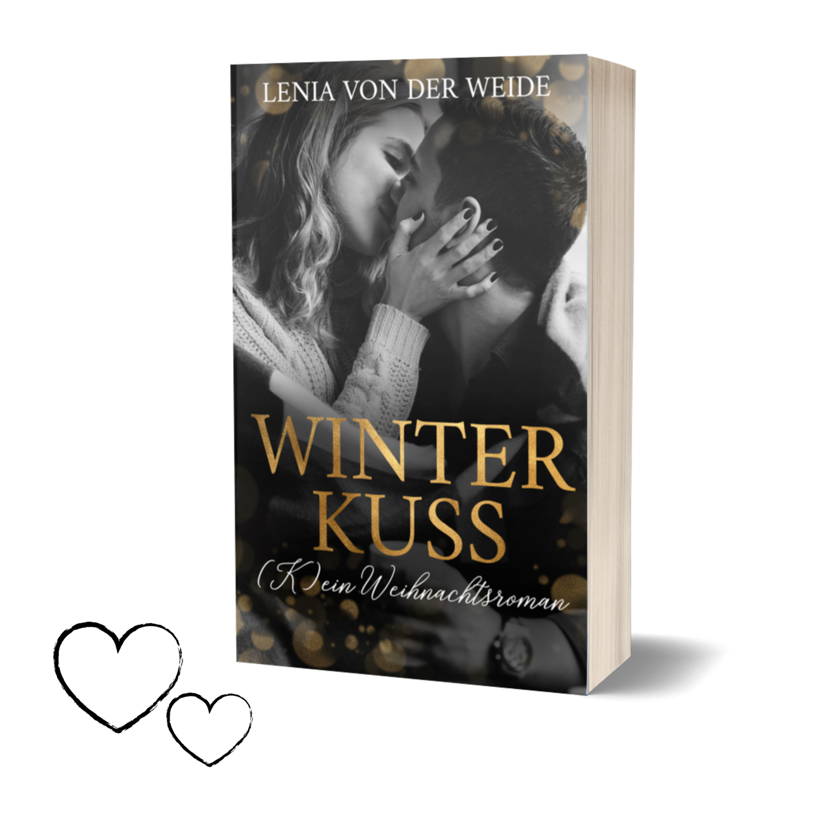 Winter Kuss (K)ein Weihnachtsroman – Lenia von der Weide