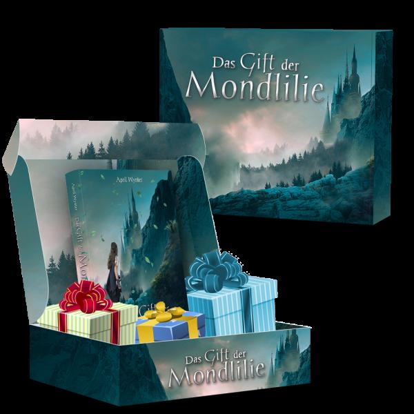 Buchbox Fantasy Drachen Das Gift der Mondlilie