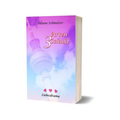 Buchcover 3 Arten Schuld
