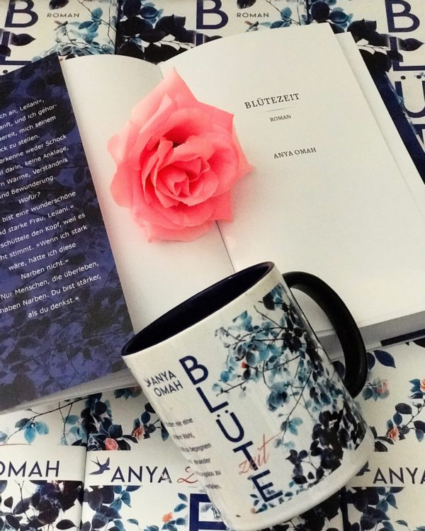 Blüzeit & Tasse