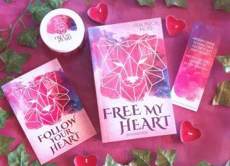 "Buchbox ""Free my heart"", Veronica More"