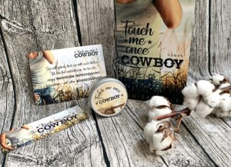 "Buchbox Louisa Beele ""Touch me once, Cowboy"""