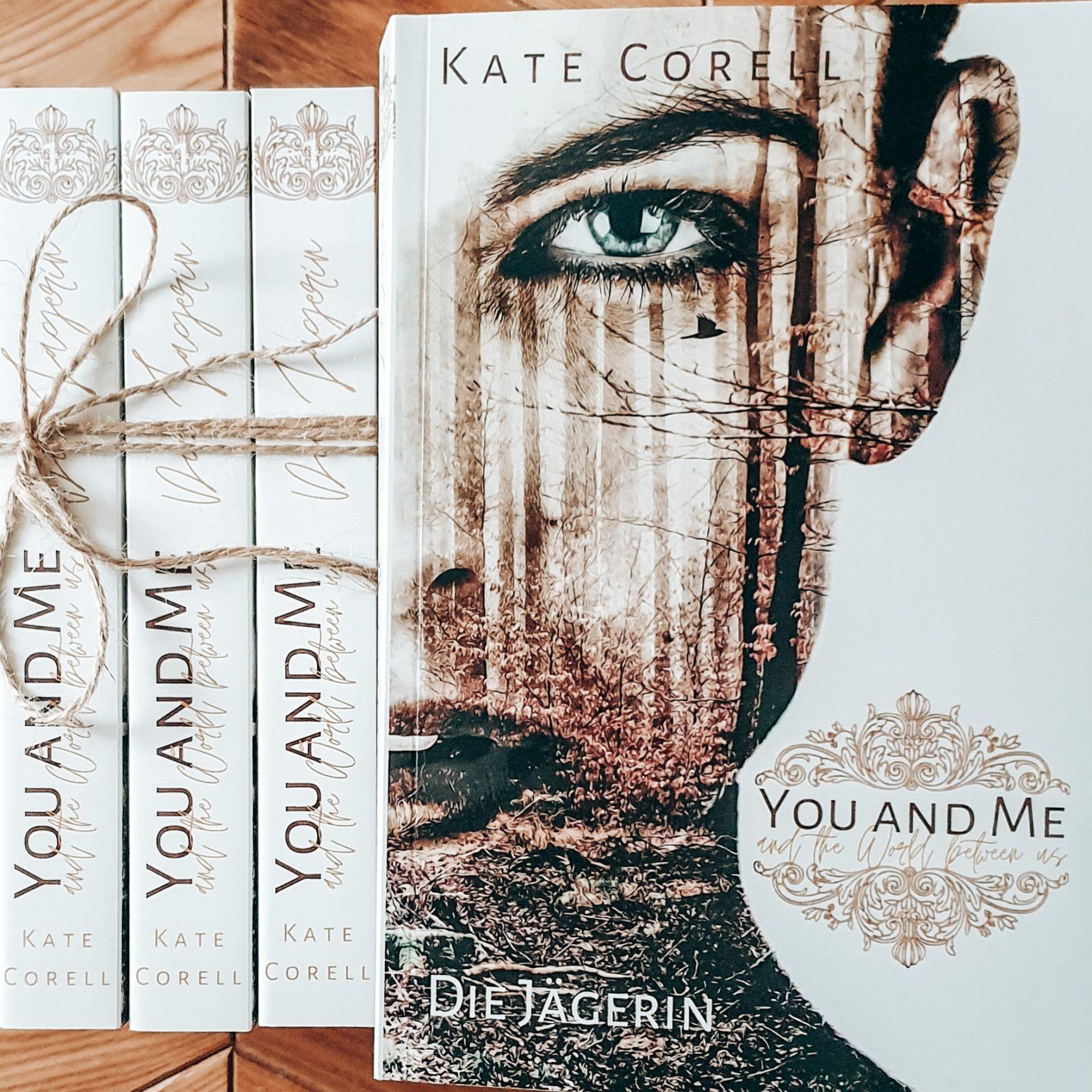 Taschenbuch Kate Corell YaM – Die Jägerin -limitierte Ausgabe- (Romantasy)