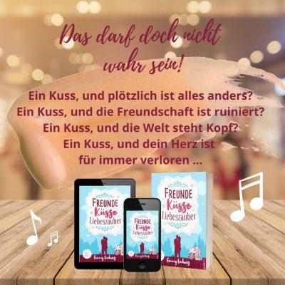 Freunde Küsse Liebeszauber - Sweet Kiss 2
