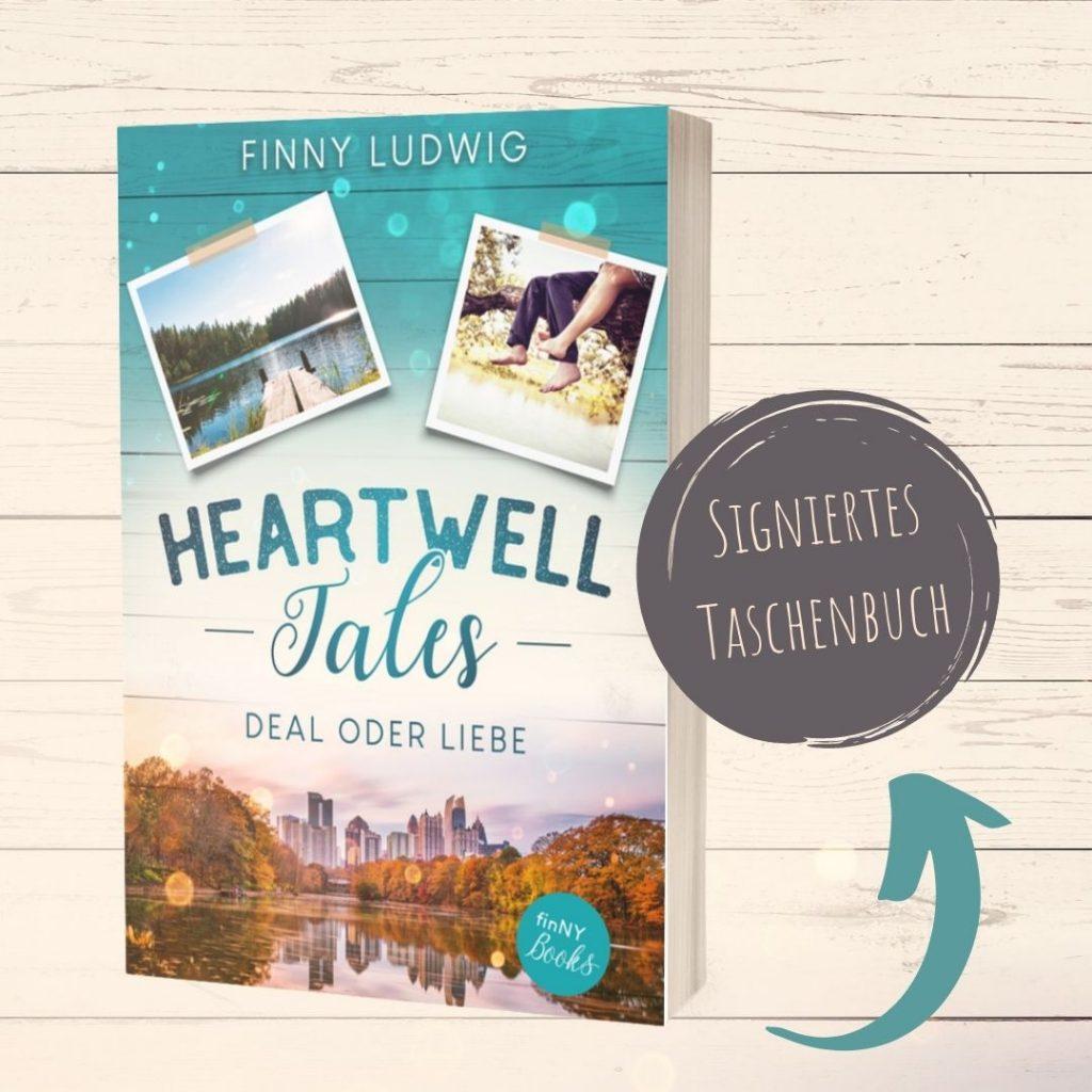 Heartwell Tales - Deal oder Liebe von Finny Ludwig