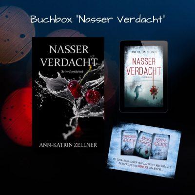 Buchbox Nasser Verdacht alte Cover
