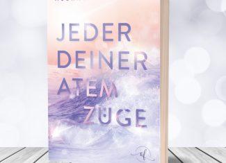 """Taschenbuch Alexandra Fischer """"Jeder deiner Atemzüge"""" – signiert"""