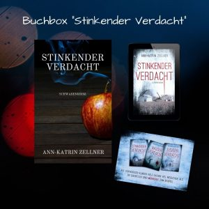 Buchbox Stinkender Verdacht alte Cover