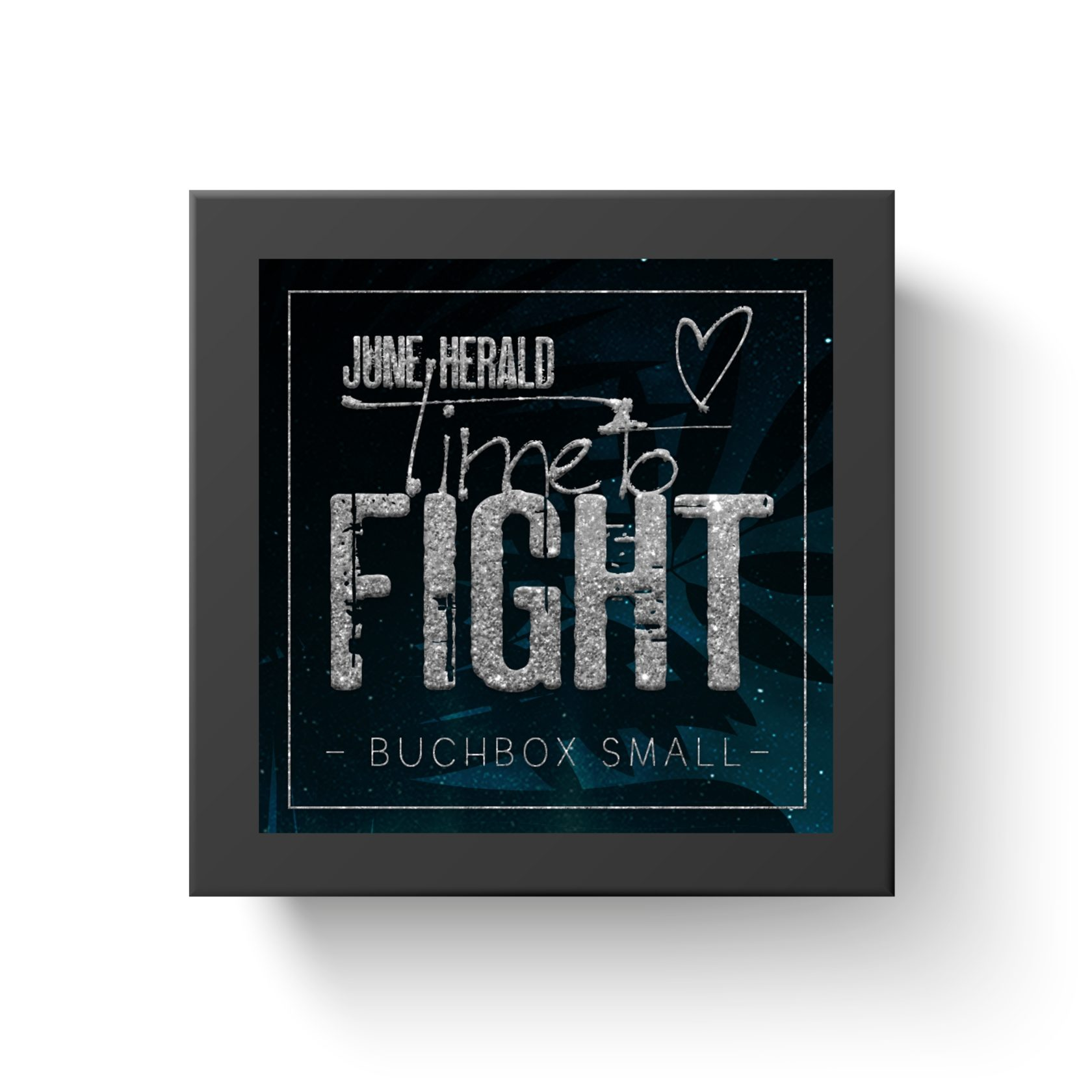 "Buchbox June Herald ""Time to Fight"" – small"