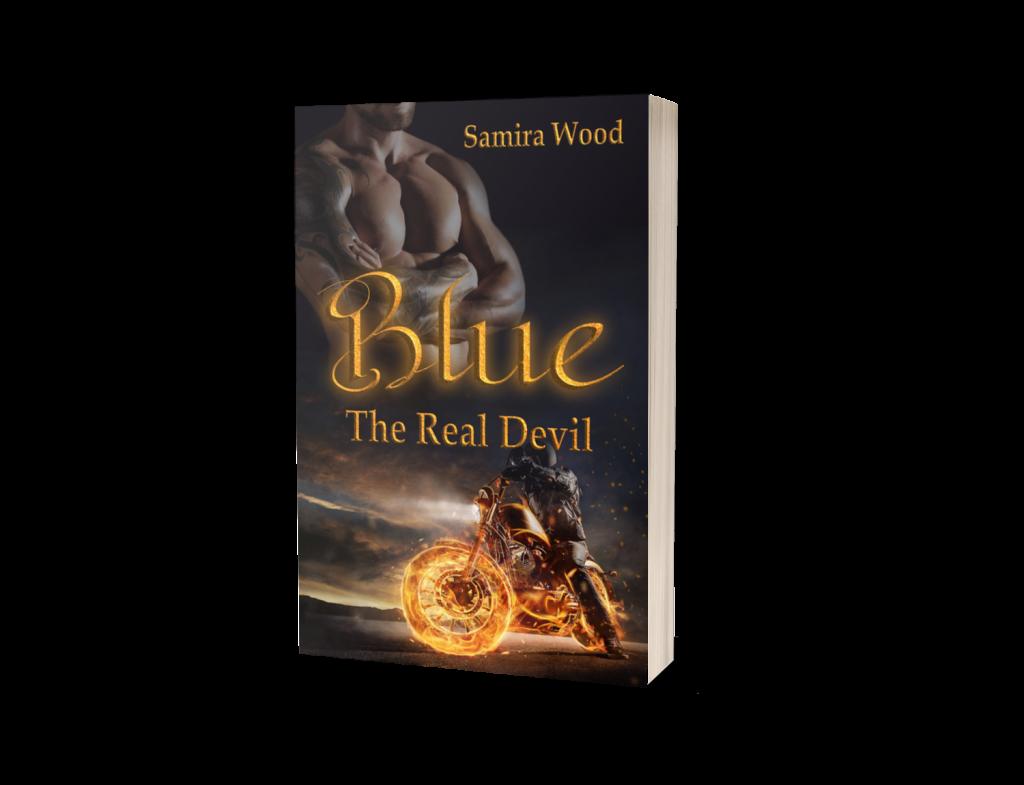 Taschenbuch Blue - The Real Devil