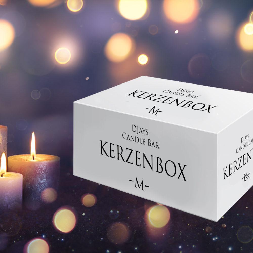 Kerzenbox M